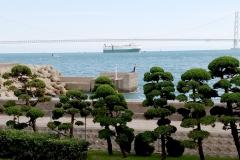 秋の明石海峡【2018年10月】
