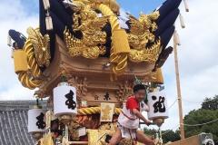 曽根天満宮 秋祭り【2019年10月】