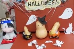 ハロウィン ピーナツかぼちゃとウッシーちゃん【2020年10月】
